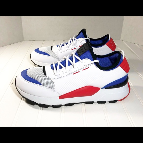 separation shoes 04148 a0523 Puma Shoes | Evolution Rs0 Sound Sneakers 36689001 Red | Poshmark